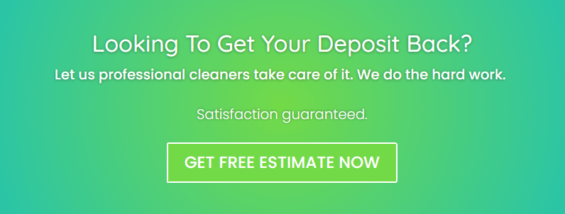 move out deposit back