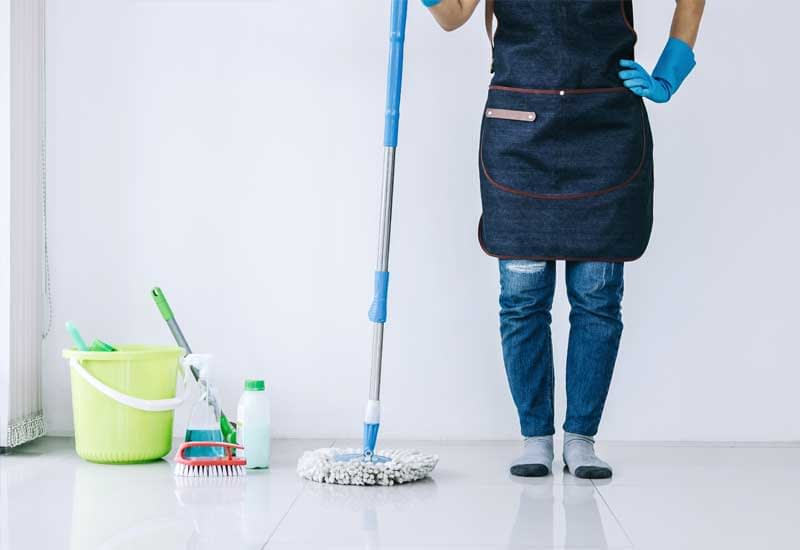 Hiring A House Cleaning Company