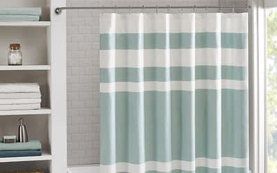 How to Clean Shower Curtain and Liner?