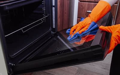 How To Clean The Oven?