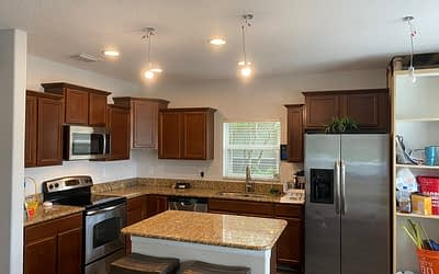 How To Clean The Kitchen?