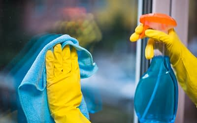 Cleaning windows: Easy and cheap tips!